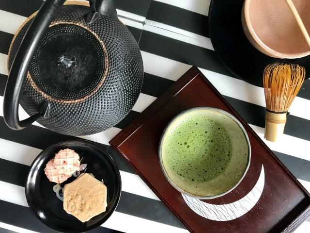 おうちで過ごすひとり時間に、お抹茶はいかが? ひとりお茶会がオススメの理由