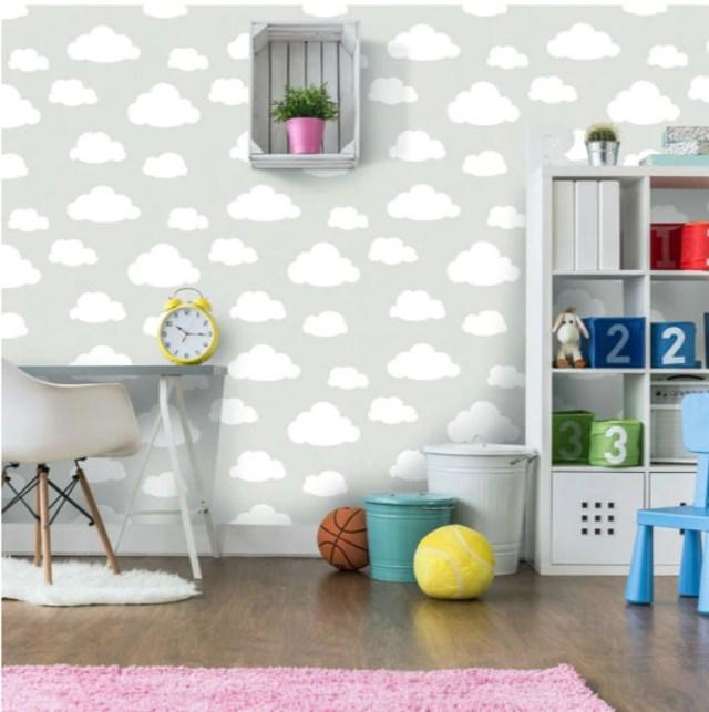 ニトリの「貼ってはがせる壁紙」シリーズが安くて使いやすい! 種類も豊富で魅力的なアイテムばかりだよ