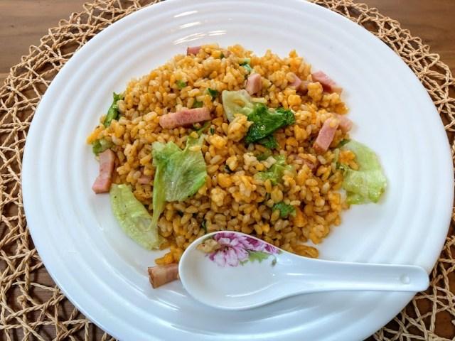 ホテルニューオータニが秘伝レシピを公開中! 実際に「チャーハン」を作ってみたら…おうち史上最高の味に!!