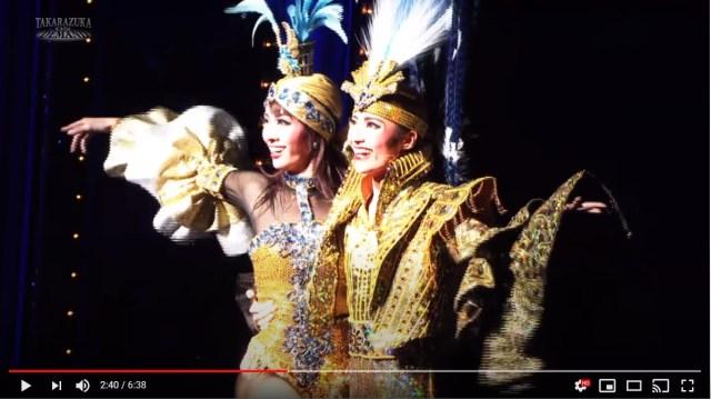 宝塚歌劇団が「おうちでタカラヅカ」をYouTubeで期間限定公開♪ 5分ほどにまとまっているから入門編にもぴったり