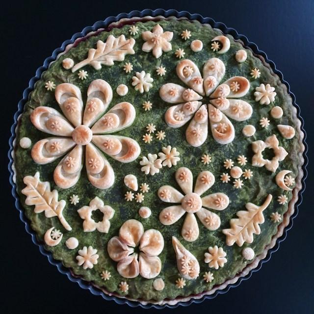 ため息が出るほど美しい「パイ」を生み出すドイツ人がすごい…フルーツを使ってカラフルで繊細な模様を作ります