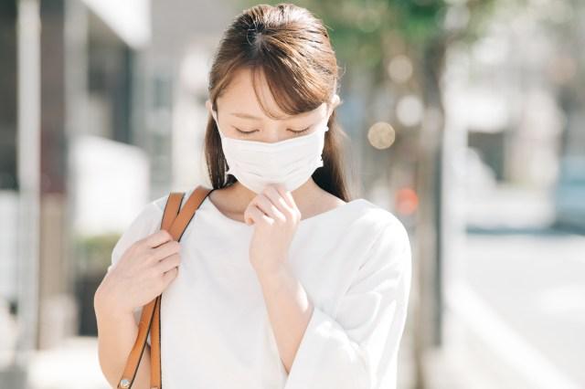 この夏は「マスク焼け」が心配…! 資生堂がマスク焼け防止の日焼け止めを塗る方法を紹介しているよ