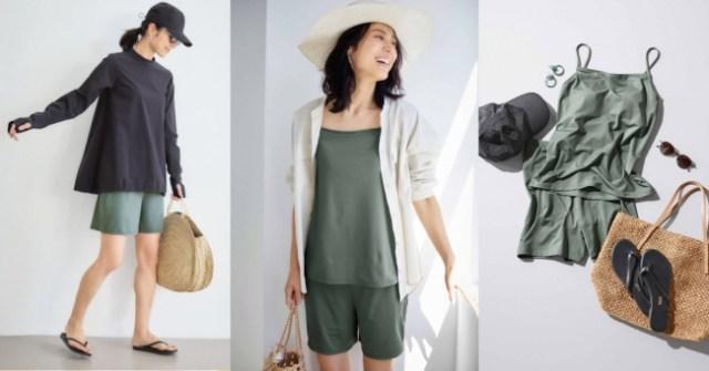 まるで服みたいな上品な水着「大人のスイムウェア」がフェリシモ から登場 / 体型もカバーできますぞ
