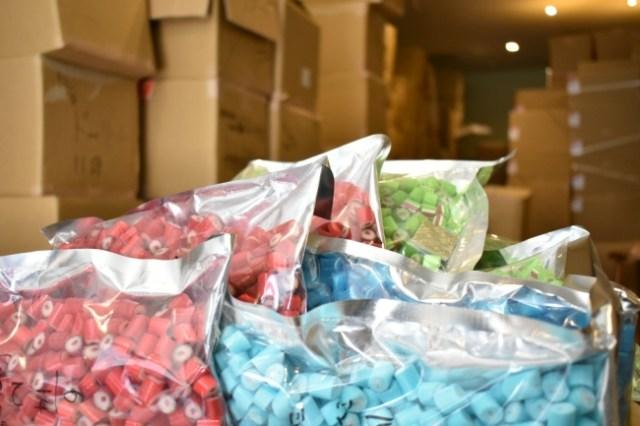 「パパブブレ」が定価の半額以下で商品を販売中! ホワイトデー向けのキャンディ1トン以上が廃棄になりそう…