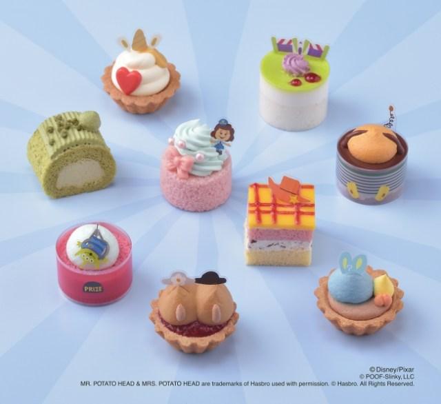 コージーコーナーから『トイ・ストーリー4』のケーキセットが登場! 毒舌コンビ「ダッキー&バニー」もあるよ