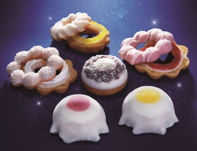 ミスドが大福を売るですと!? もちもち食感を追求した「大福ドーナツ」など全6種のドーナツが発売されるよ