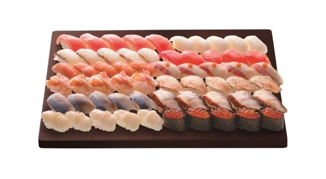 はま寿司「父の日限定メニュー」が豪華! ネタとシャリが別になったお寿司屋さんごっこができるセットもあるよ〜!