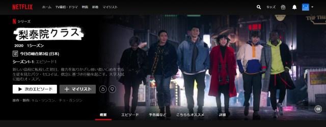 韓国ドラマ『梨泰院クラス』が人気の理由とは!?  あらすじと見所8つをご紹介するよ