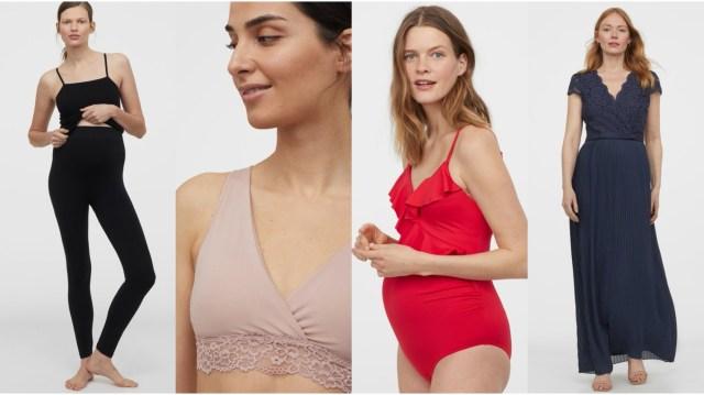 H&Mのマタニティウェア&授乳服はプチプラなのにオシャレ! MAMAシリーズは魅力的なアイテムばかりだよ