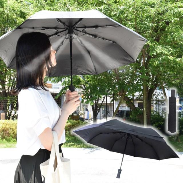 日傘でも暑いなら「ミストシャワー」を噴射させちゃおう! ミスト付きの日傘が夏の相棒になる予感です