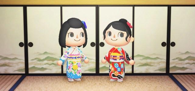 京都の老舗着物店があつ森マイデザインを公開! 250万円の高級振袖をあつ森で着れちゃいます
