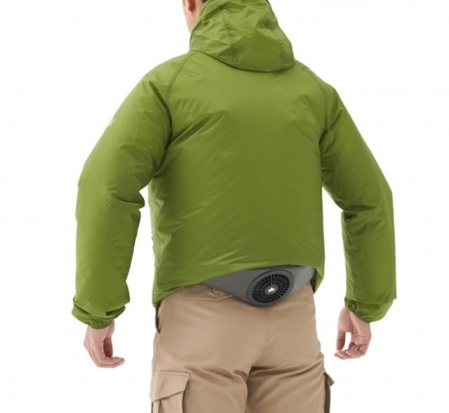 ウエストポーチ型の「腰に巻けるエアコン」をLOGOSが販売中! さりげなく身につけられるし1万円弱で買えちゃうよ