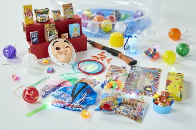 おうちで夏祭りが楽しめる「セルフ縁日」が発売に! ヨーヨー釣り、駄菓子セットなど本格的に遊べちゃうよ