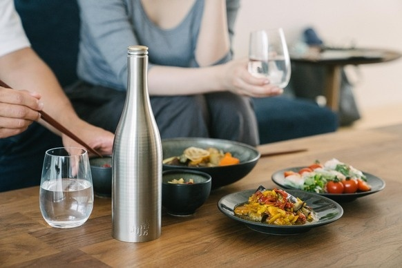 空のボトルを送ると日本酒を詰めて送り返してくれるサービスが画期的! 現地に足を運ばなければ飲めない特別なお酒も飲めちゃうよ