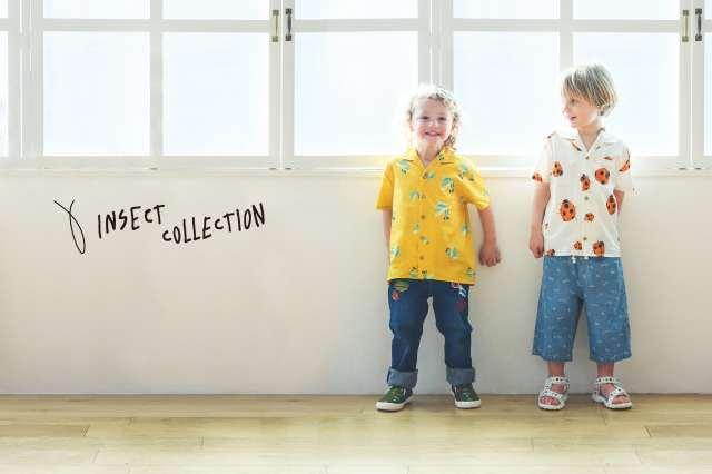 香川照之プロデュースのファッションブランド『Insect Collection』が大人も楽しめるかわいさ! 環境保護への取り組みも行っています