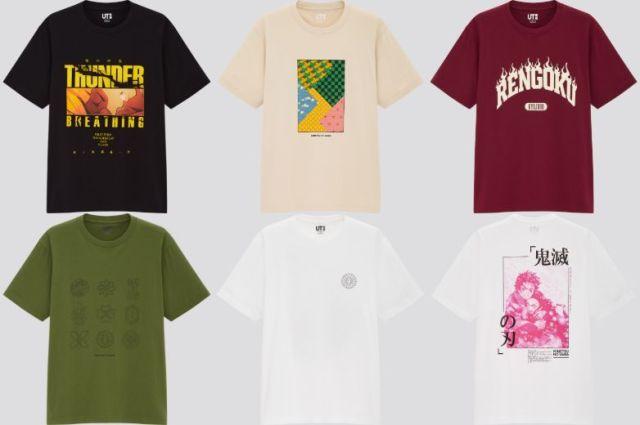 即完売した『鬼滅の刃』×ユニクロ「UT」コラボの第2弾が発売! アニメをフィーチャーしたTシャツやバッグが発売されるよ~!