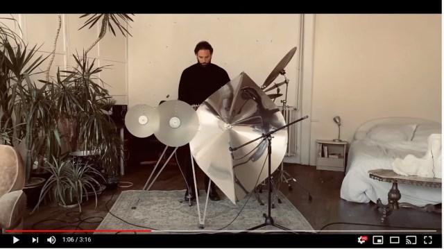 なんだこの不思議な楽器は…!?  芸術品のようなデザインと不思議な音色の「クリスタル・パシェ」にひきこまれる