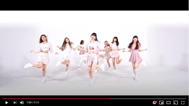 NiziUのダンスパフォーマンス動画が公開されたよ〜! 角度がそろったキレキレのダンス&フォーメーションが美しすぎます