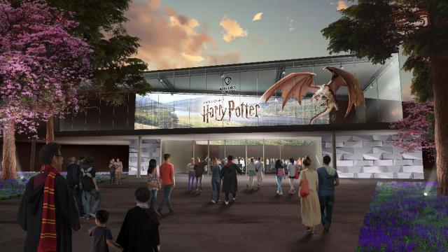 """ハリー・ポッターのテーマパークがとしまえん跡地に開業決定! ロンドンの""""ハリポタファンの聖地""""が日本に上陸です"""