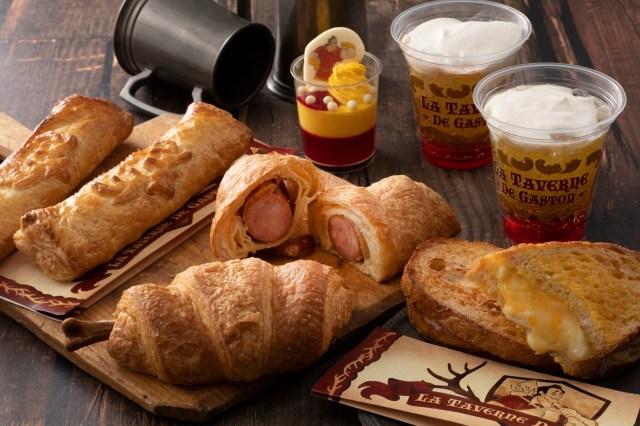 【ディズニー新エリア】ガストンのレストラン「ラ・タベルヌ・ド・ガストン」が美味しそう! 映画にちなんだワイルドな料理がいっぱいだよ〜