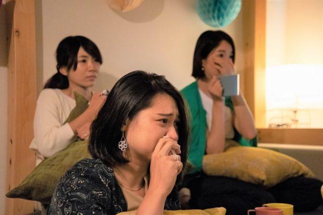 東京・大塚の星野リゾートに「思いっきり泣ける涙活プラン」が登場! 泣く準備から泣いた後のケアまで用意されているよ