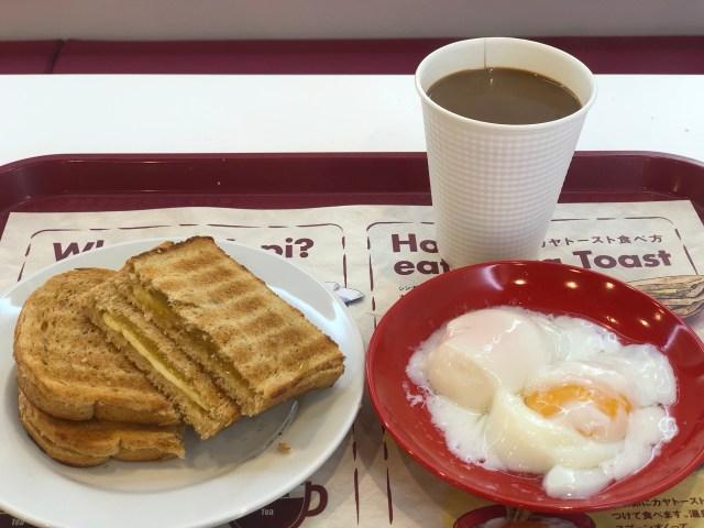 シンガポールの定番朝ごはん「カヤトースト」が日本で食べられる! 新宿の「ヤクンカヤトースト」に行ってみた