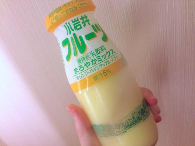 小岩井乳業のフルーツ牛乳が10月末で販売終了…後継商品は出ないのか問い合わせたら商品愛あふれる回答に切なくなった