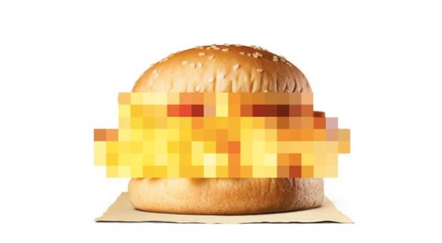 【本日発売】バーガーキングに正体不明の「ザ・フェイク・バーガー」現る…見た目も味もわからない謎多きメニューです