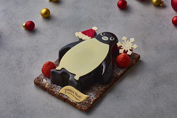毎年大人気の「Suicaのペンギン クリスマスケーキ」が今年も登場! 全身モチーフのビッグサイズやアイシングクッキーもかわいい♡