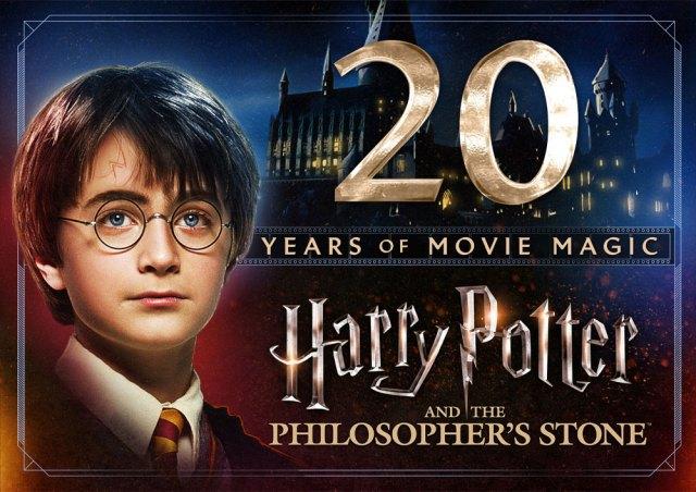 """ハリポタ20周年で第1作『賢者の石』の4D上映スタート! 風が吹き座席が揺れる""""魔法を感じる上映体験""""になりそう♪"""
