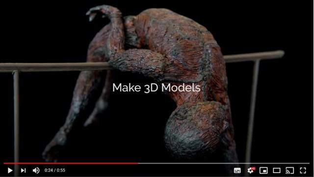 立体物を描ける「3Dペン」の進化が止まらない! 木や金属で本物さながらの立体デザインができちゃうよ…!