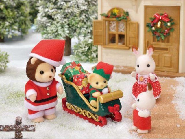 【予算別】シルバニアファンが選ぶ「クリスマスプレゼントにおすすめのシルバニアファミリー」6選! お家に着せ替えセットなどプレゼントの参考に♡