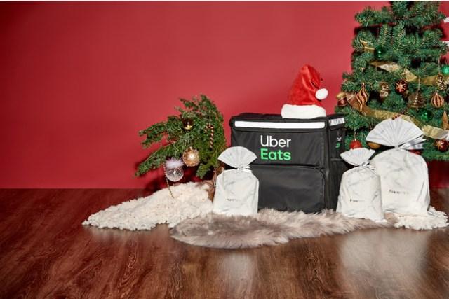 フランフランが都内3店舗で「Uber Eats」での配達をスタートしたってよ〜!! 早ければ30分以内でプレゼントが配達できるらしい