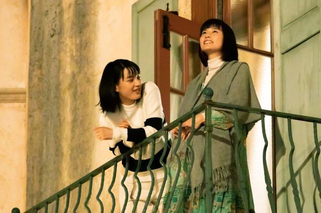 のん主演作『私をくいとめて』は大傑作!久々の恋に七転八倒するヒロインを熱演、橋本愛との再共演にも涙涙です!