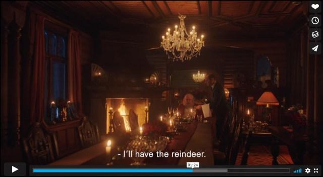 えっ、サンタさんが超ブチ切れてる! 「トナカイ食べてやる!」「人生のほとんどはクリスマスじゃない」とやさぐれてしまい…!?