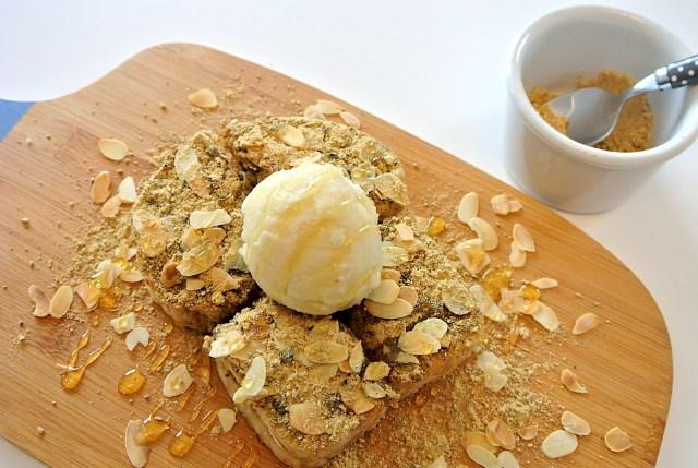 【餅レシピ】韓国の大人気デザート「インジョルミトースト」が悪魔的な美味しさ☆ パンとお餅が夢のコラボ