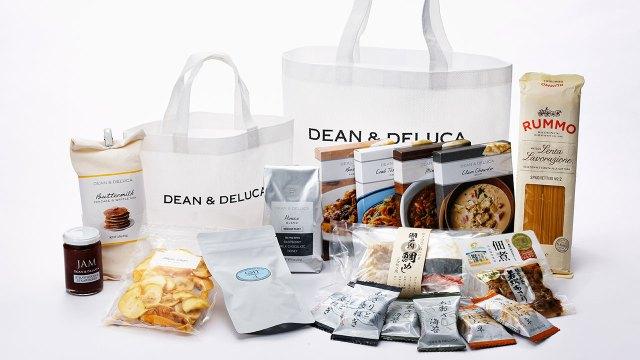 【2021年福袋】こだわり食材が詰まった「DEAN &DELUCA」の福袋は人気商品だらけでお得! 新年をおいしいものでスタートするならコレです