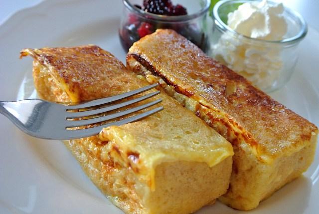 ホテルオークラ公式レシピで「フレンチトースト」を作ってみた! 気品を感じる格別のおいしさにビックリ