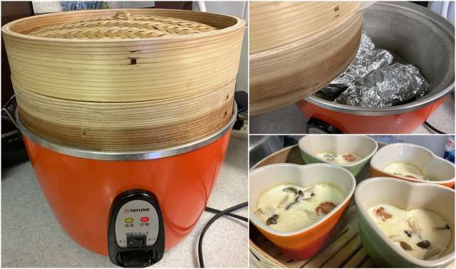 台湾の調理家電「大同電鍋」の使い方は? 水を入れてスイッチオンで ...