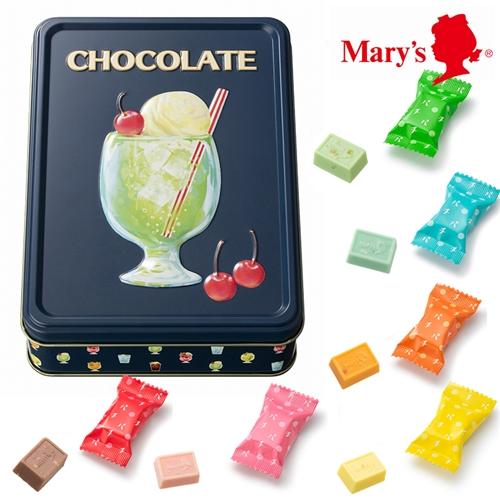 80年代のレトロ喫茶っぽさにキュン♡ メリーチョコレートのはじけるソーダのチョコがかわいい〜