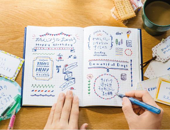 万年筆デビューにぴったり♪ 万年筆&ペーパーアイテムつきの「カジュアル万年筆レッスン」がフェリシモに新登場
