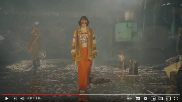 このファッションショー、よく見るとなんか変だぞ!? 日本のブランド「ダブレット」の2021年秋冬コレクションが画期的