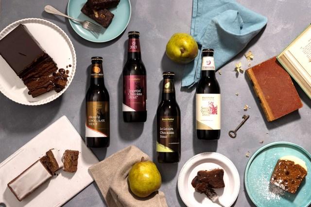 サンクトガーレンの「チョコビール」が今年も発売されるよ~! バレンタインは大切な人にビールを贈ろう♪