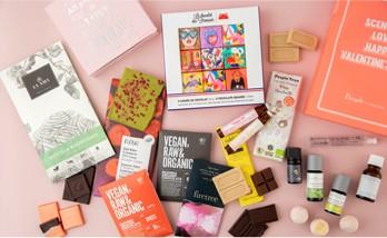 コスメキッチンの「チョコ×アロマ」のバレンタインが超おしゃれ♡ 組み合わせで1万通りのギフトが作れちゃうよ