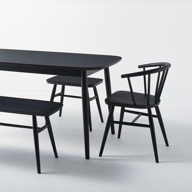【数量限定】無印良品の「黒い家具」がオンラインストアで発売されてるよ! いつもとは違うモダンな雰囲気がオシャレです
