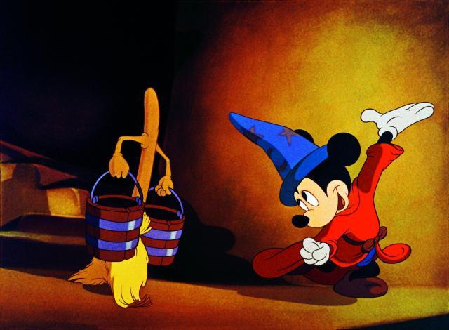 ディズニー不朽の名作『ファンタジア』が劇場公開されるよ! ダイナミックな映像と音楽を体感できるチャンスです