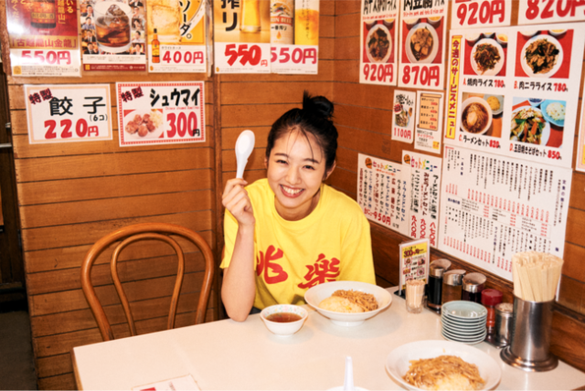 渋谷の名物中華「兆楽」と「JOURNAL STANDARD」のコラボが渋い! お店への愛に溢れた「ガチ」デザインです