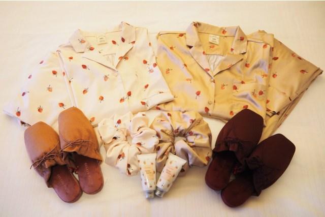 ジェラピケの新作パジャマ&アメニティ付き! ホテルニューオータニの1日1室限定「夢見るいちごSTAY」が素敵♡