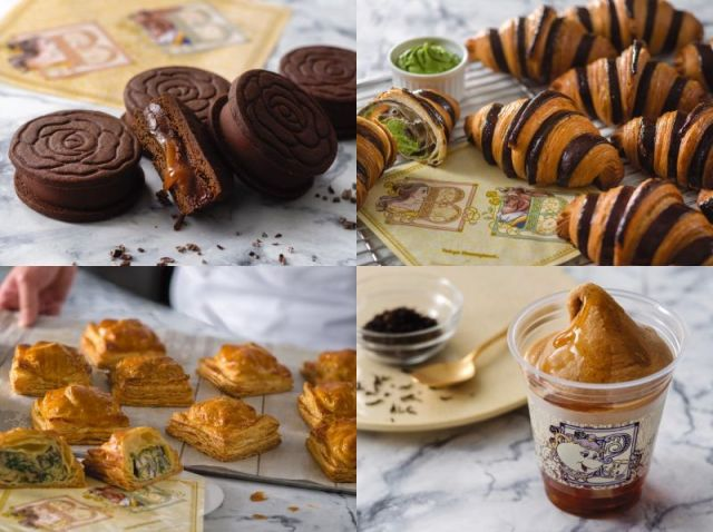 東京ディズニーランドに「サダハルアオキ」のスイーツが登場するよ! 本格的な焼き菓子やソフトクリームがめちゃめちゃ美味しそう…