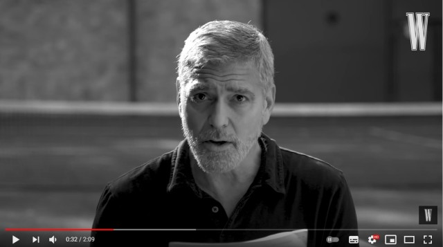 ジョージ・クルーニーがBTS『Dynamite』を大真面目に朗読する動画がシュール…サビ前の「ナナァ!」が面白すぎます